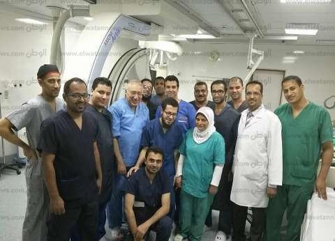 لأول مرة بمستشفى بني سويف.. إجراء عمليتين توسعة للصمام الميترالي