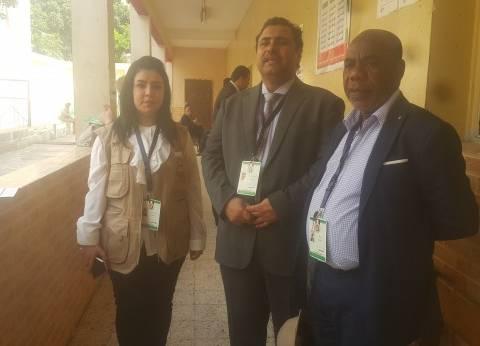 رئيس بعثة البرلمان العربي: الانتخابات في مصر تسير بشكل ممتاز