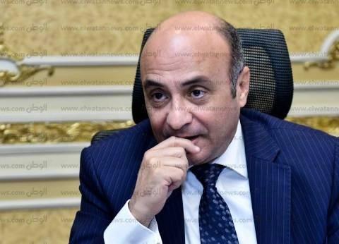 المستشار عمر مروان: السيسي مهتم بملف حقوق الإنسان في مصر