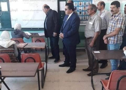 """""""تعليم جنوب سيناء"""": 15 مدرسة تؤدي الامتحانات إلكترونيا"""