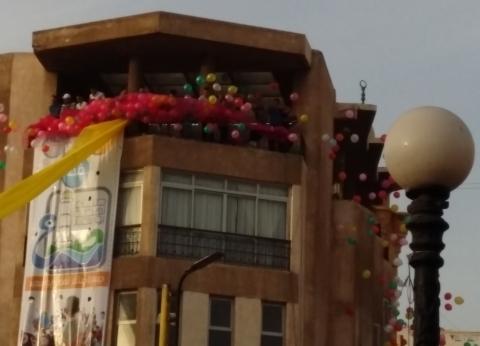 الأحزاب والجمعيات ببورسعيد تقدم للمواطنين هدايا وحلوى في عيد الفطر