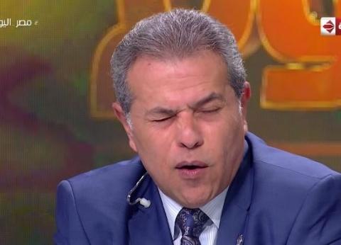 توفيق عكاشة: quotإحنا أول ناس تغني للاحتلال .. حاجة غريبة جداquot