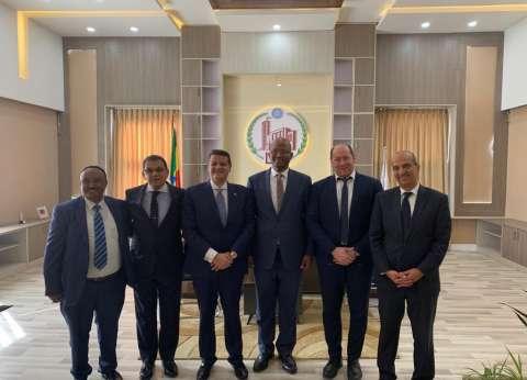 """رئيس برلمان إثيوبيا: """"مصر دولة جوار حقيقية وبيننا قواسم مشتركة"""""""