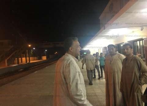 وزير النقل يأمر بالتحقيق في تأخر قيام قطار من محطة إسنا 5 دقائق