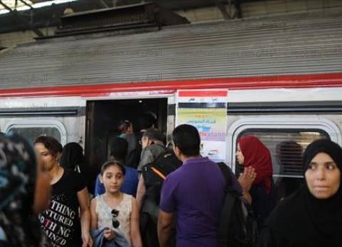 عودة حركة القطارات بخط (الزقازيق - طنطا)بعد انفجار عبوة ناسفة