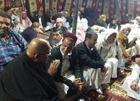 """""""الحركة الوطنية"""" بمطروح تعقد ندوة عن التعديلات الدستورية بالسلوم"""