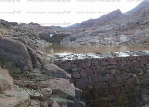 غدا.. وزير الري يتفقد مشروعات حماية مدينة نويبع من أخطار السيول
