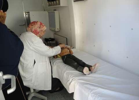 جامعة الإسكندرية تطلق قافلة طبية شاملة لخدمة أهالي العامرية
