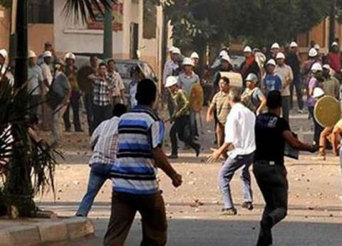 إصابة نائب مدير الإدارة العامة لمباحث الجيزة بخرطوش في اشتباكات الوراق