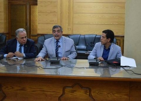 رئيس جامعة بنها: نمتلك رؤية مستقبلية للتعاون مع الجامعات الدولية