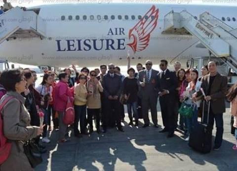 اليوم.. استئناف رحلات الطيران الدولي من لوكسمبورج إلى الغردقة