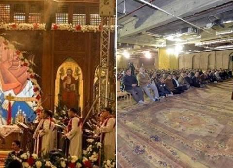 """24 ساعة روحانيات بالعاصمة الإدارية.. """"ذكر الله يعمر الكنيسة والمسجد"""""""