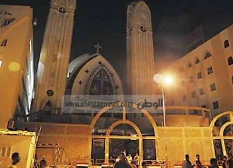 """""""من هنا مرت العذراء"""".. سر استهداف كنيسة العذراء في مسطرد"""