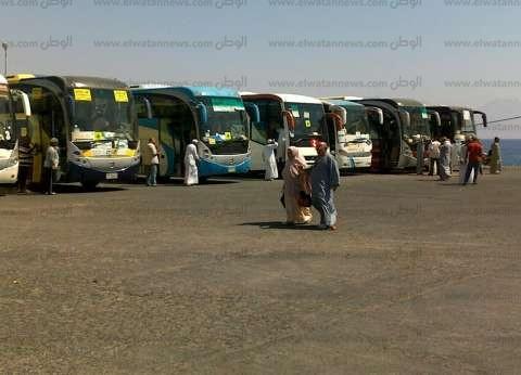 ميناء نويبع يستعد لاستقبال 455 راكبا