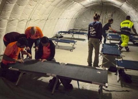 """""""يديعوت"""": بلدية """"بئر السبع"""" تبدأ في فتح الملاجئ للإسرائيليين"""