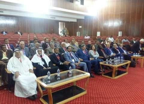 15 دولة عربية تناقش برنامجالسيسي للزراعة الحديثة فى مؤتمر الزراعيين