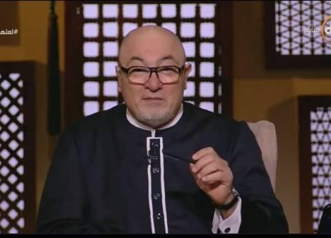"""خالد الجندي: """"في ناس كبيرة بتحج عشان تعمل بيزنس أو تاخد اللقب"""""""