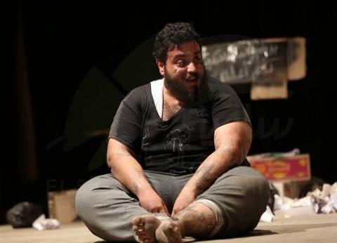 بالصور| افتتاح مهرجان الساقية الـ12 للمونودراما بساقية الصاوي