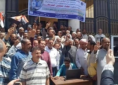 """""""شباب ورياضة الإسكندرية"""" تطلق قوافل شبابية لمساعدة المصوتين بالاستفتاء"""