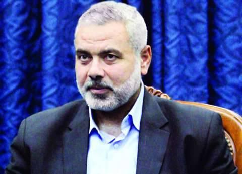 إسماعيل هنية: متمسكون وحريصون على العلاقة مع مصر