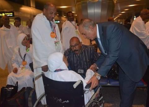 """""""مصر للطيران"""" تسير 17 رحلة لنقل 3715 حاجا للأراضي المقدسة اليوم"""