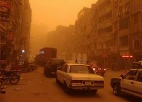 طقس متقلب في شمال سيناء.. أمطار تتبعها عواصف ترابية