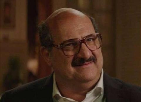 """خالد الصاوي دبلوماسي في """"ولاد رزق 2"""""""