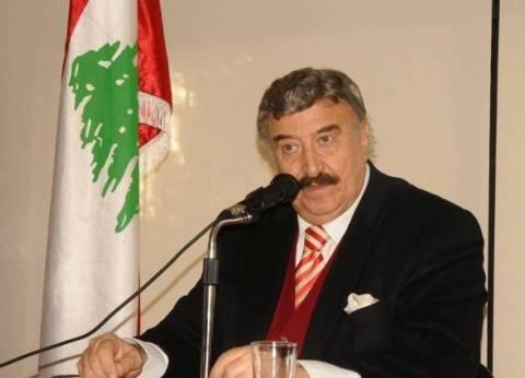 """""""سياسي لبناني"""" يناشد """"السيسي"""" التدخل لنزع فتيل الأزمة بين السعودية وإيران"""