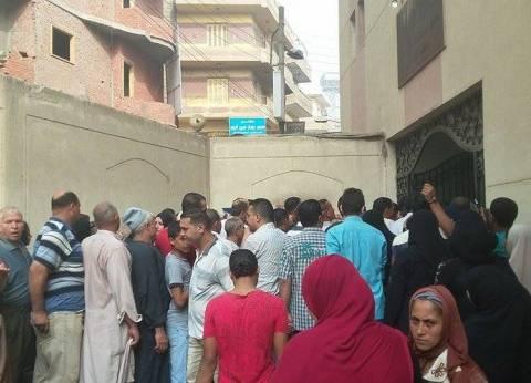 إغلاق لجنة بالدائرة الثالثة في الأقصر بعد اشتباكات بالأيدي بين أنصار المرشحين