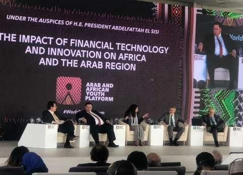 «السيسى»: الدول العربية والأفريقية لديها قدرات بلا حدود.. والإرهاب تحدٍّ كبير يؤثر على الاستقرار