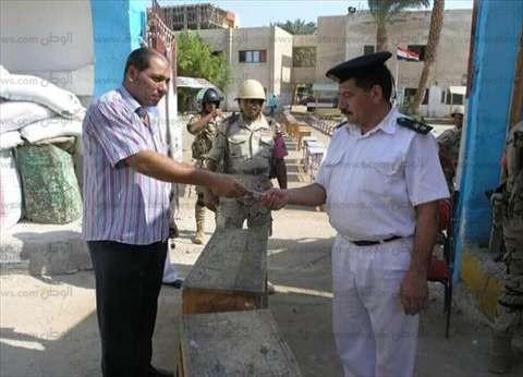 مساعد وزير الداخلية لجنوب الصعيد: الخطة الأمنية أدت لسير التصويت بانتظام