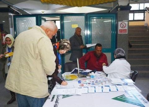 """بالصور  """"المهندسين"""" بالإسكندرية تنظم """"يوم صحي"""" للأعضاء"""