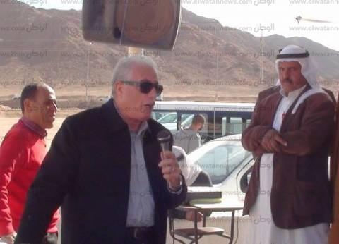 محافظ جنوب سيناء: سباق الهجن بالمحافظة يعتمد على الجهود الذاتية