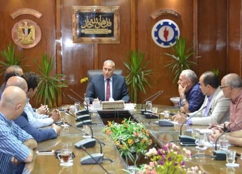 """صندوق """"تحيا مصر"""" يقدم مشروعات لدعم الشباب في السويس"""