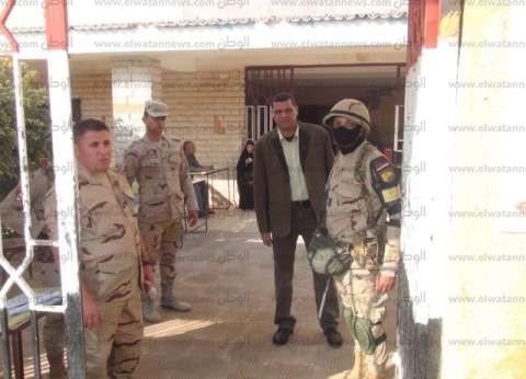 قوات الجيش تتدخل لإعادة فتح لجنة بالدقهلية بعد وقوع مشاجرة أمامها
