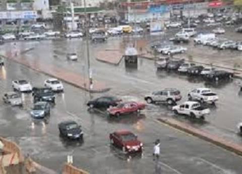 25 صورة من الأمطار الغزيرة في السعودية