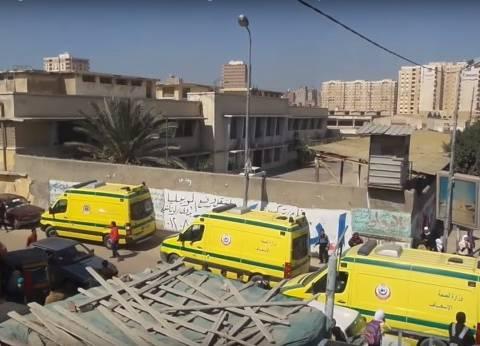 شهود عيان: سيارات إسعاف تعبر الطريق الدولي بالعريش بالتزامن مع أصوات طلقات رصاص