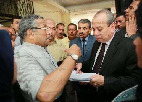 محافظ كفر الشيخ: لا توجد وظائف حكومية إلا وفق إعلان رسمي