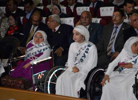 مسابقة جمال لمتحدى الإعاقة: نحن نستطيع