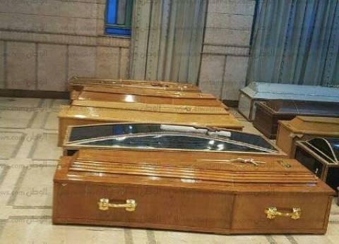 بث مباشر| وصول جثامين شهداء الكنيسة المرقسية بالإسكندرية دير مارمينا