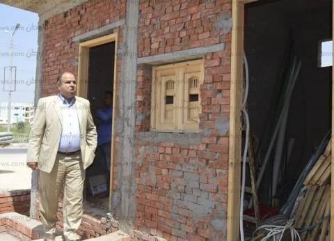 مساعد محافظ كفر الشيخ يوجه بالانتهاء من إنشاء موقف الأتوبيسات