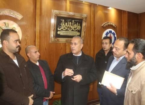 دعوى قضائية تطالب بتبعية اتحاد الشاغلين لمحافظ السويس