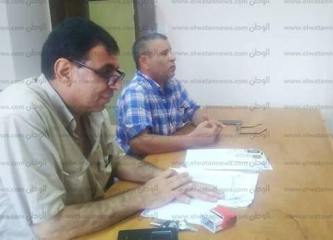 """مدير تعليم سيدي سالم يشهد تدريب """"المالية"""" لمديري ومسؤول اللامركزية"""