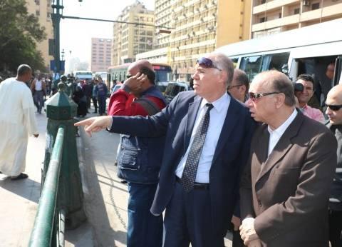 محافظ القاهرة يوجه بتوفير سبل الراحة والرعاية الطبية داخل لجان الامتحانات