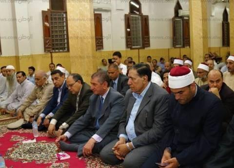 بالصور| محافظ كفر الشيخ ومدير الأمن يشهدان الاحتفال بذكرى غزوة بدر