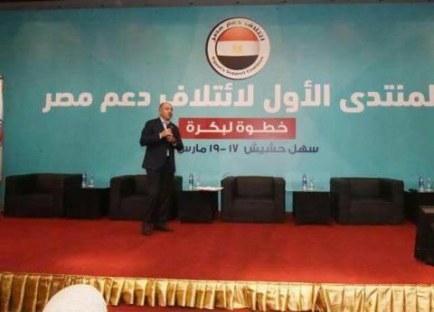 ائتلاف دعم مصر: حادث المنيا هو عدوان على كل مصري
