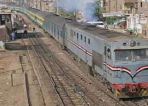 توقف حركة القطارات 3 ساعات بسبب عطل بقطار في البدرشين