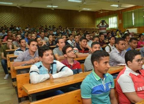 «ألسن عين شمس» تفتتح العام الدراسي بحضور نواب رئيس الجامعة