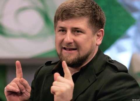 الرئيس الشيشاني يعزي الشيخ محمد بن راشد آل مكتوم في وفاة نجله