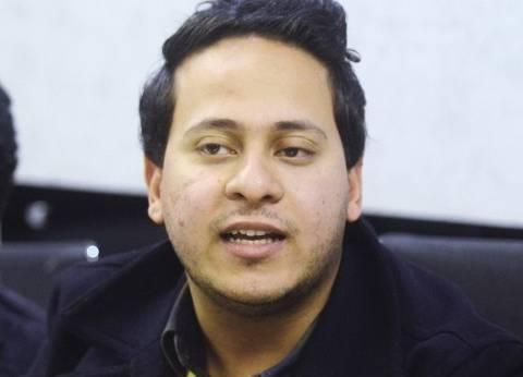 كريم عفيفى: الارتجال كان مشكلة وشخصيتى أضيفت إلى سيناريو «أوشن 14»